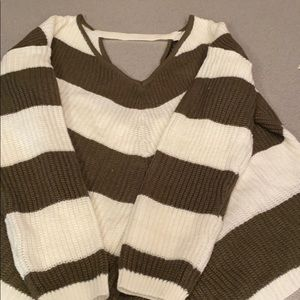 Plus size sweater !